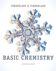 Test Bank (Downloadable Files) for Basic Chemistry, 4th Edition, Timberlake, 0321809289, 9780321809285