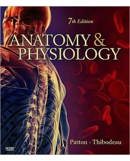 Test Bank (Downloadable Files) for Anatomy & Physiology, 7th Edition, Kevin T. Patton, 032305532X, 9780323055321