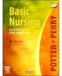 Test Bank (Downloadable Files) for Basic Nursing, 6th Edition, Patricia A. Potter, 0323039375, 9780323039376