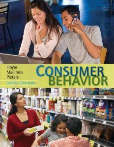 Test Bank (Downloadable Files) for Consumer Behavior, 6th Edition, Hoyer, 1133435211, 9781133435211