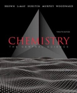Test Bank (Downloadable Files) for Chemistry The Central Science, 12th Edition, Brown, 0321741056, 9780321741059
