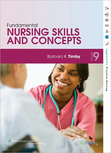 Test Bank (Downloadable Files) For Fundamental Nursing Skills and Concepts, 9th edition, Barbara K Timby, 078177909X, 9780781779098