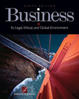 Test Bank (Downloadable Files) for Business Its Legal Ethical and Global Environment, 9th Edition, Jennings, 1111661308, 9781111661304