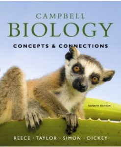 Test Bank (Downloadable Files) for Campbell Biology: Concepts & Connections, 7th Edition, Jane B. Reece, 0321696484, 9780321696489