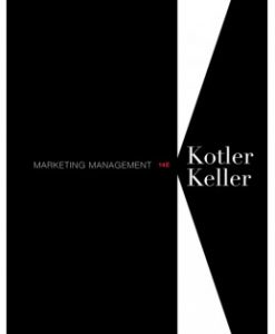 Test Bank (Downloadable Files) for Marketing Management, 14th Edition, Philip Kotler, 0132102927, 9780132102926