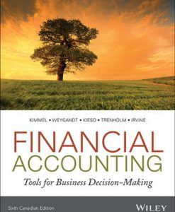 Solution Manual (Downloadable Files) for  Financial Accounting: Tools for Business Decision-Making