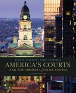 Solution Manual (Downloadable Files) for  America's Courts and the Criminal Justice System
