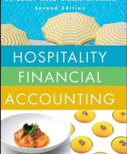 Solution Manual (Downloadable Files) for  Hospitality Financial Accounting