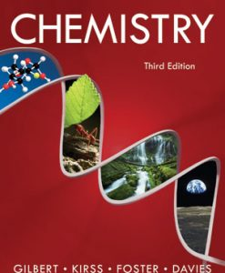 Test Bank for Chemistry The Science in Context, 3/e, Gilbert