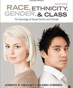 Test Bank forRace, Ethnicity, Gender, and Class: The Sociology of Group Conflict and Change, 7/e, Healey