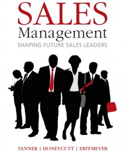 Test Bank for Sales Management 1e Tanner