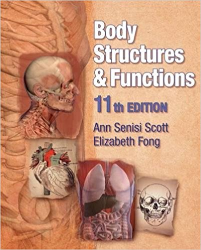 Solution Manual for Body Structures and Functions 11e Scott