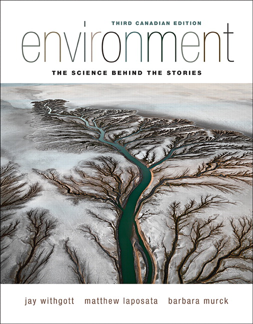 Solution Manual for Environment: The Science Behind the Stories 3ce Withgott
