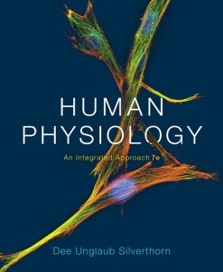 Test Bank for Human Physiology: An Integrated Approach 7e Silverthorn