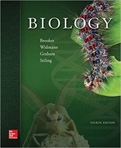 Test Bank for Biology 4e By Brooker