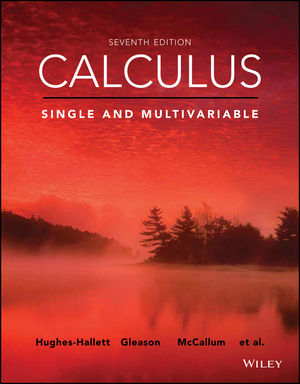 Test bank for Calculus: Single and Multivariable 7th Edition by  Hughes-Hallett