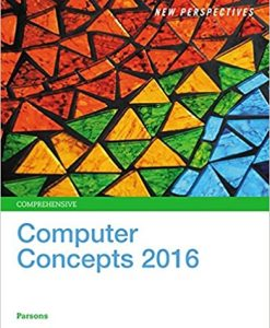 Test bank for New Perspectives on Computer Concepts 2016