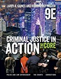Test bank for Criminal Justice in Action 9th Edition by Gaines
