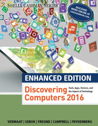 Solution manual for Enhanced Discovering Computers ©2017 1st Edition by Vermaat