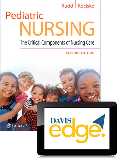 Test Bank for Pediatric Nursing : The Critical Components of Nursing Care, 2nd Edition, Kathryn Rudd, Diane Kocisko, ISBN: 9780803676565, ISBN: 9780803676558, ISBN-13: 9780803666535, ISBN-13: 9780803666535