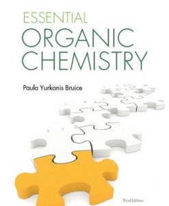 Solution Manual for Essential Organic Chemistry 3rd Edition Paula Yurkanis Bruice