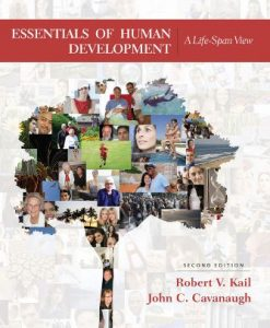 Test Bank for Essentials of Human Development: A Life-Span View 2nd Edition Robert V. Kail
