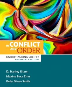 Test Bank for In Conflict and Order: Understanding Society 14th Edition D. Stanley Eitzen