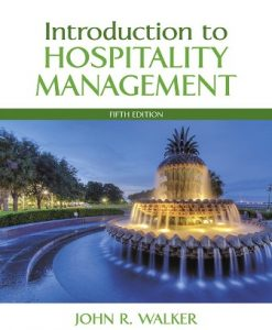 Test Bank for Introduction to Hospitality Management 5th Edition John R. Walker