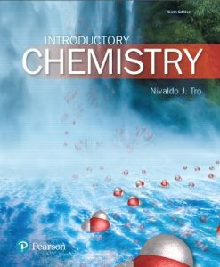 Solution Manual for Introductory Chemistry 6th Edition Nivaldo J. Tro