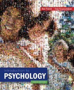Test Bank for Introduction to Psychology 10th Edition Rod Plotnik