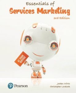 Solution Manual for Essentials of Services Marketing 3rd Edition Jochen Wirtz