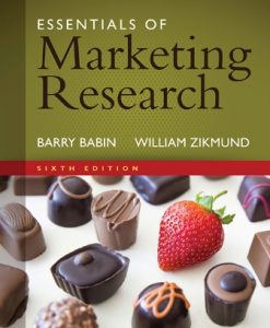 Test Bank for Essentials of Marketing Research 6th Edition Barry J. Babin