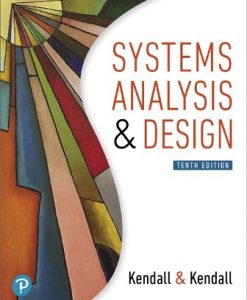 Solution Manual for Systems Analysis and Design 10th Ediiton Kenneth E. Kendall