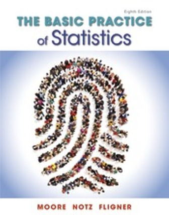 Solution Manual for The Basic Practice of Statistics 8th Edition David S. Moore