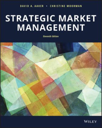 Solution Manual for Strategic Market Management 11th Edition David A. Aaker