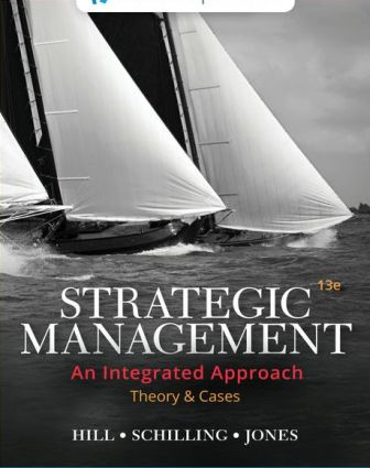 Test Bank for Strategic Management: Theory and Cases: An Integrated Approach 13th Edition Charles W. L. Hill