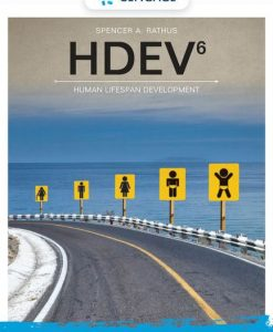 Test Bank (Downloadable Files) for HDEV 6th Edition Rathus