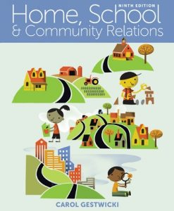 Test Bank for Home School and Community Relations 9th Edition Carol Gestwicki