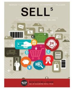 Test Bank for SELL 5th Edition Thomas N. Ingram