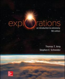 Solution Manual for Explorations: Introduction to Astronomy 9th Edition Arny