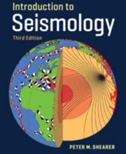 Solution Manual for Introduction to Seismology 3rd Edition Shearer