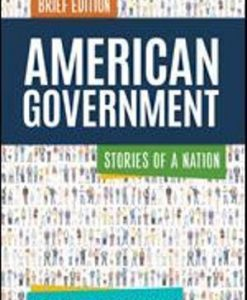 Test Bank for American Government: Stories of a Nation Brief Edition 1st Edition Abernathy