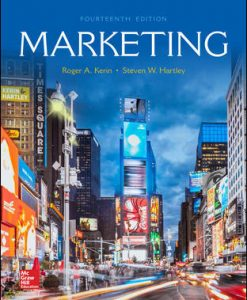 Solution Manual for Marketing 14th Edition Kerin