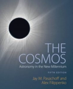 Test Bank for The Cosmos Astronomy in the New Millennium 5th Edition Pasachoff