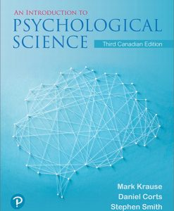 Test Bank for An Introduction to Psychological Science 3rd Canadian Edition Krause