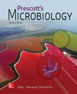 Test Bank for Prescott's Microbiology 10th Edition Willey