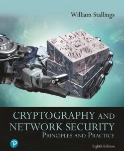 Test Bank for Pearson eText for Cryptography and Network Security: Principles and Practice 8th Edition Stallings