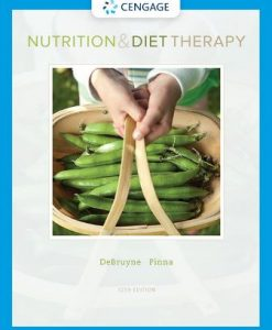Test Bank for Nutrition and Diet Therapy 10th Edition DeBruyne