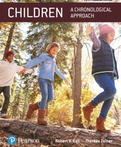 Solution Manual for Children: A Chronological Approach 5th Canadian Edition Kail