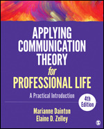 Test Bank for Applying Communication Theory for Professional Life A Practical Introduction 4th Edition Dainton
